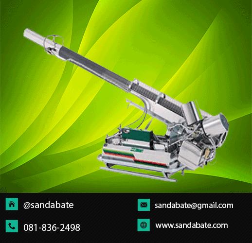 เครื่องพ่นหมอกควัน ไอจีบา ทีเอฟ 160 HD (IGEBA TF 160 HD)